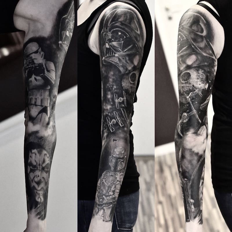 Star Wars Sleeve