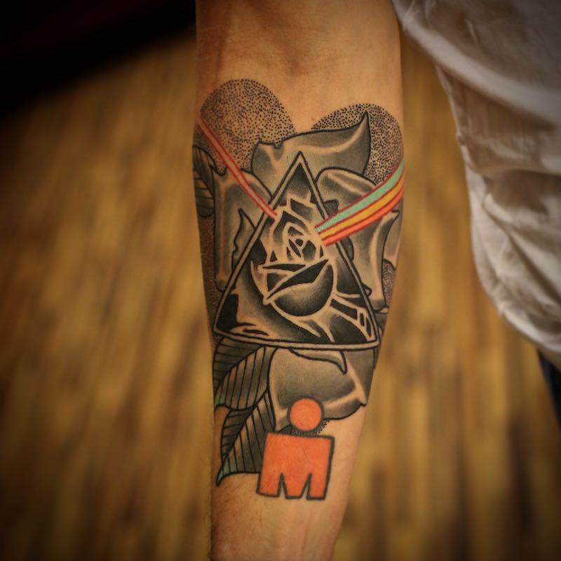 Pink Floyd Ros